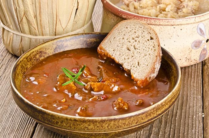 Sopa de Gulash