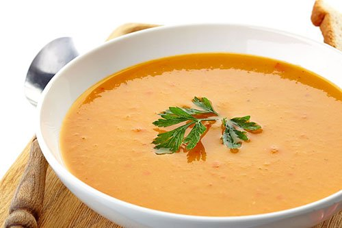 Sopa Fácil de Calabaza