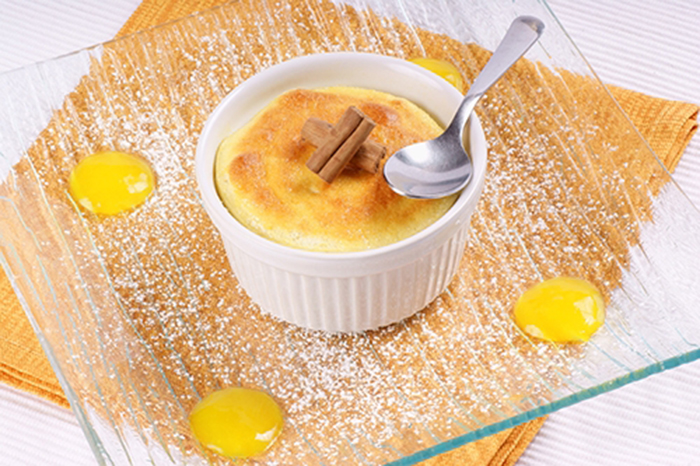 Soufflé de Limón