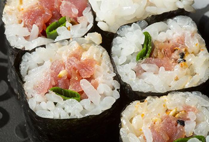 Sushi Maki de Atún