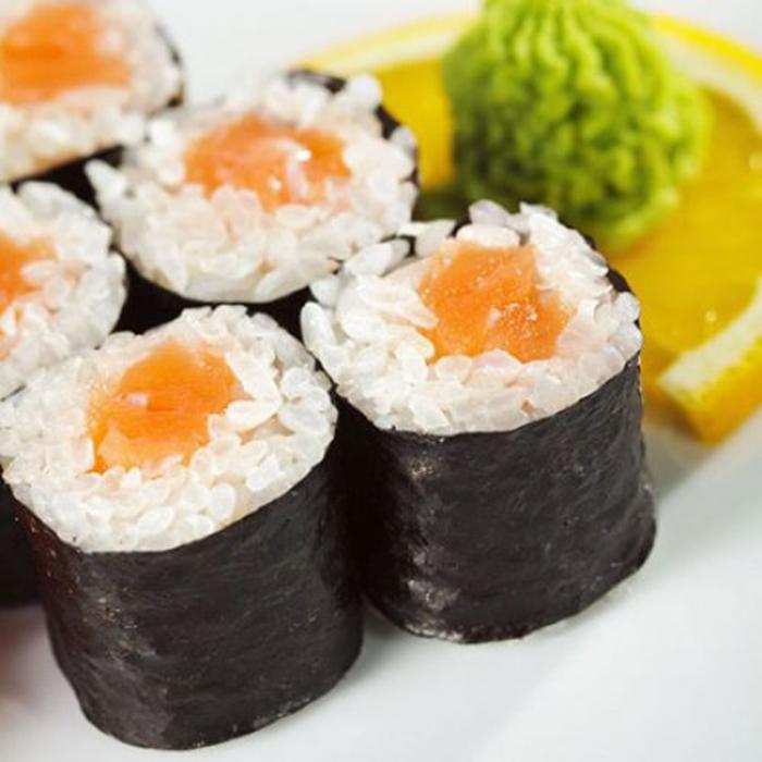 Sushi Maki de Salmon