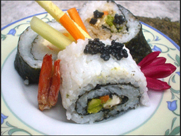 Sushi (Rollos Japoneses).