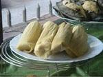 Tamallitos de Maiz Blanco.