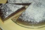 Tarta a los dos Chocolates (Thermomix).