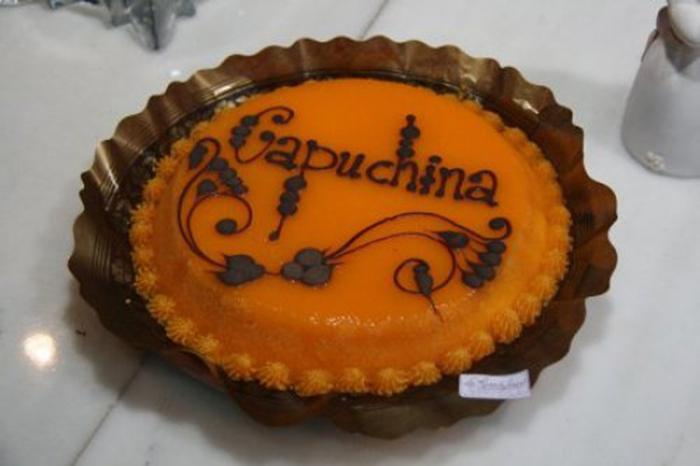 Tarta Capuchina