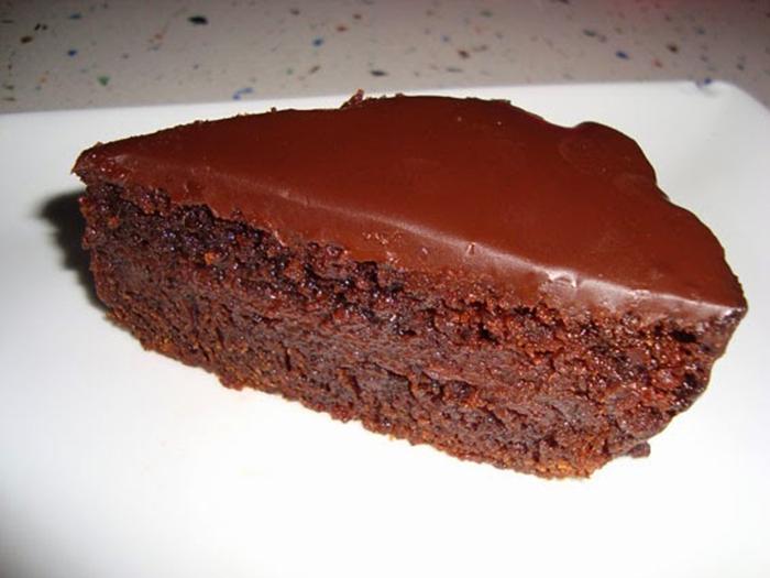 Tarta de chocolate de chispi