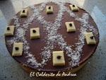 Tarta de Chocolate y Caramelo (Convencional y Thermomix).