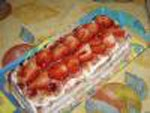 Tarta de Fresa.