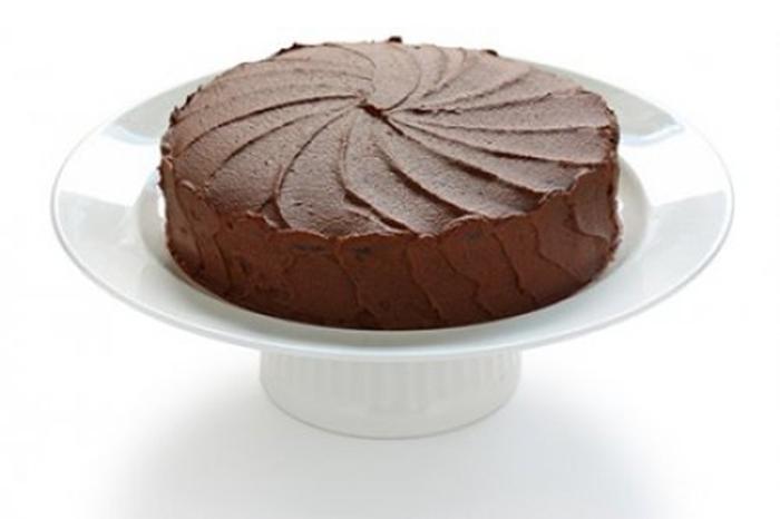 Tarta de Galletas María y Chocolate