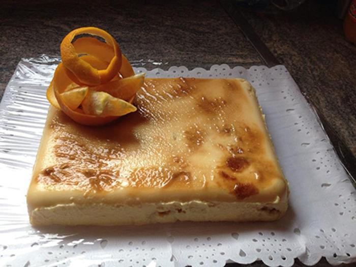 Tarta de Naranja Muy Fácil