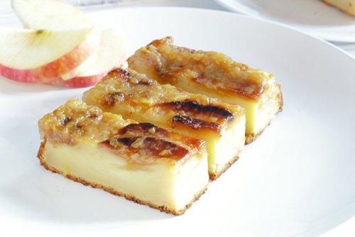 Tarta Nórdica de Manzana Caramelizada