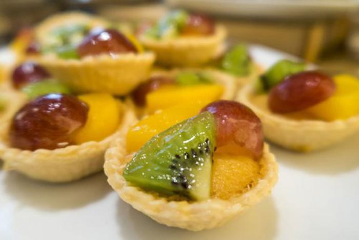 Tartaleta de Frutas Variadas