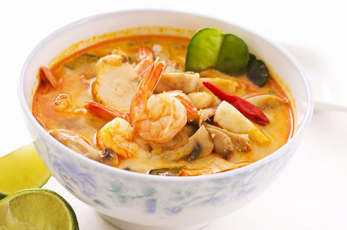 Tom Yam Kung o Sopa Thai