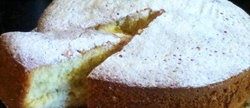 Torta de Yuca con Coco