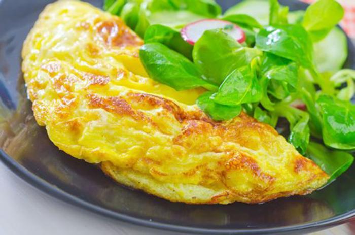 Tortilla a la Francesa Perfecta