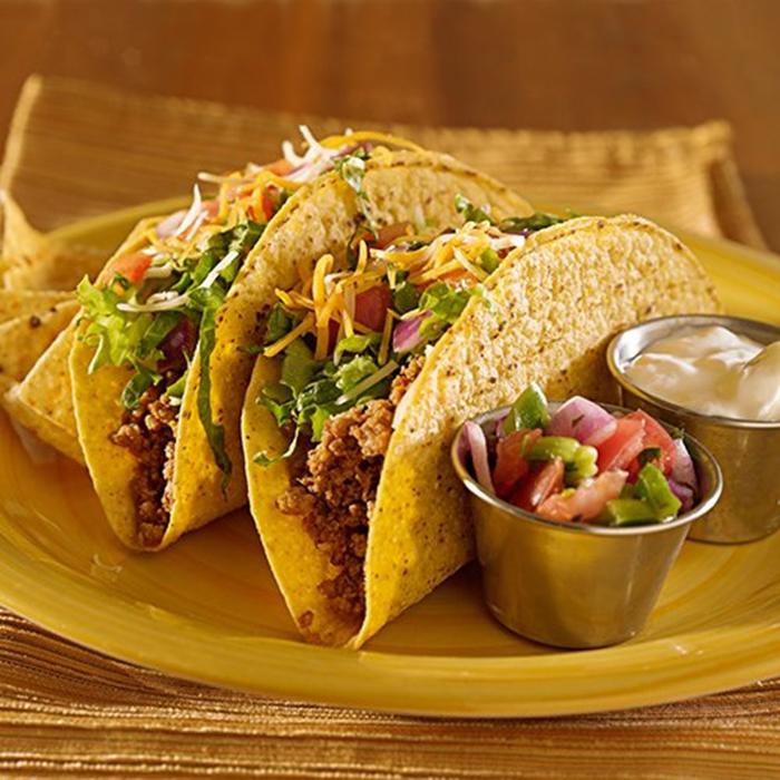 Tortillas para hacer Tacos.