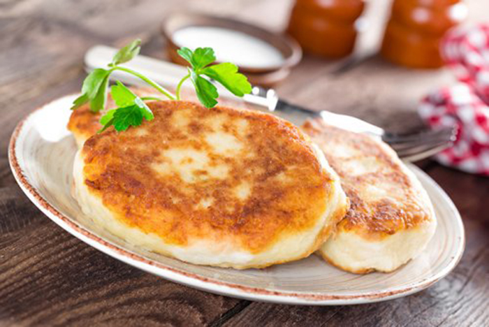 Tortitas de Patata