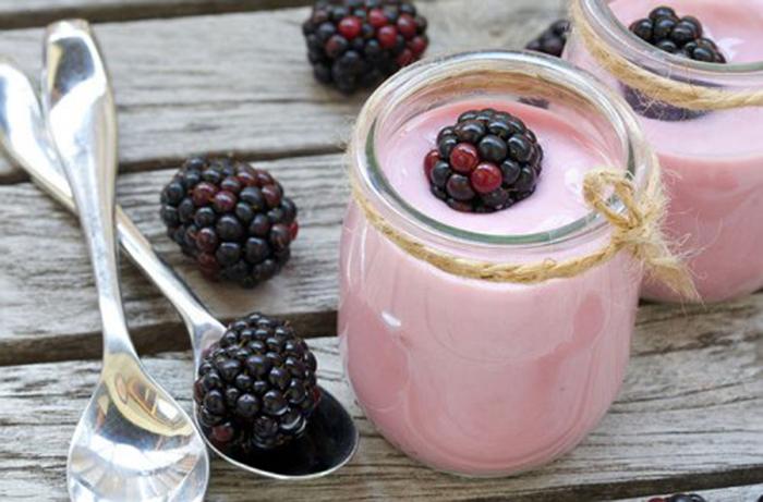 Yogur de Moras